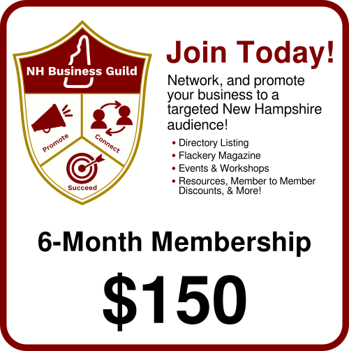 NH Business Guild - 6-Month Membership